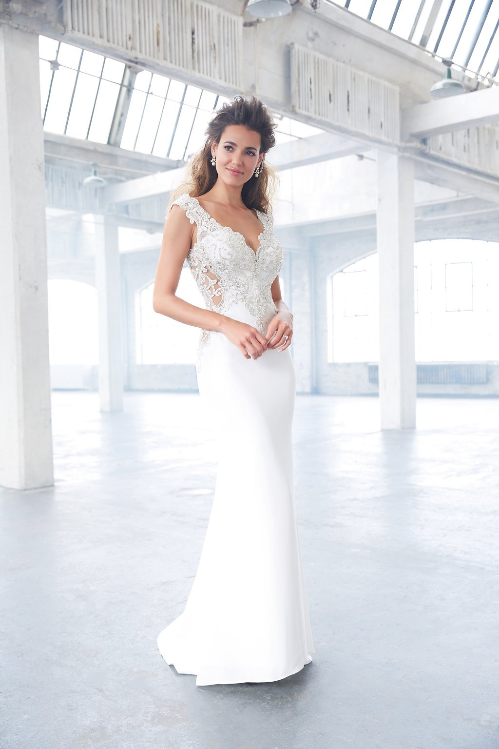 Madison James 307 | Helena Fortley Bridal Boutique