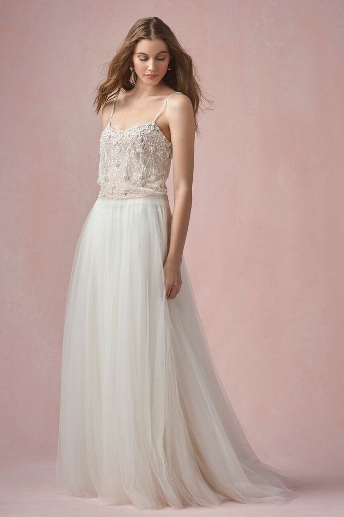 Willowby Ruby skirt | Helena Fortley Bridal Boutique
