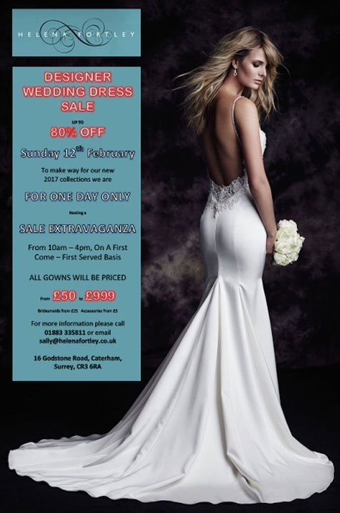 sale-1 | Helena Fortley Bridal Boutique