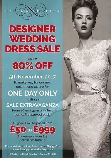 dadad1504716 Don't forget our Sale extravaganza is coming up on Sunday 5th November  between 10am and 3pm. No appointments on the day, just come along and join  the ...