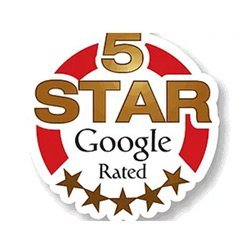 5 Star Google Reviewed