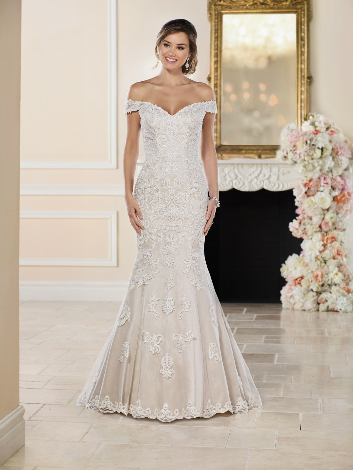Stella York 6496 Helena Fortley Bridal Boutique