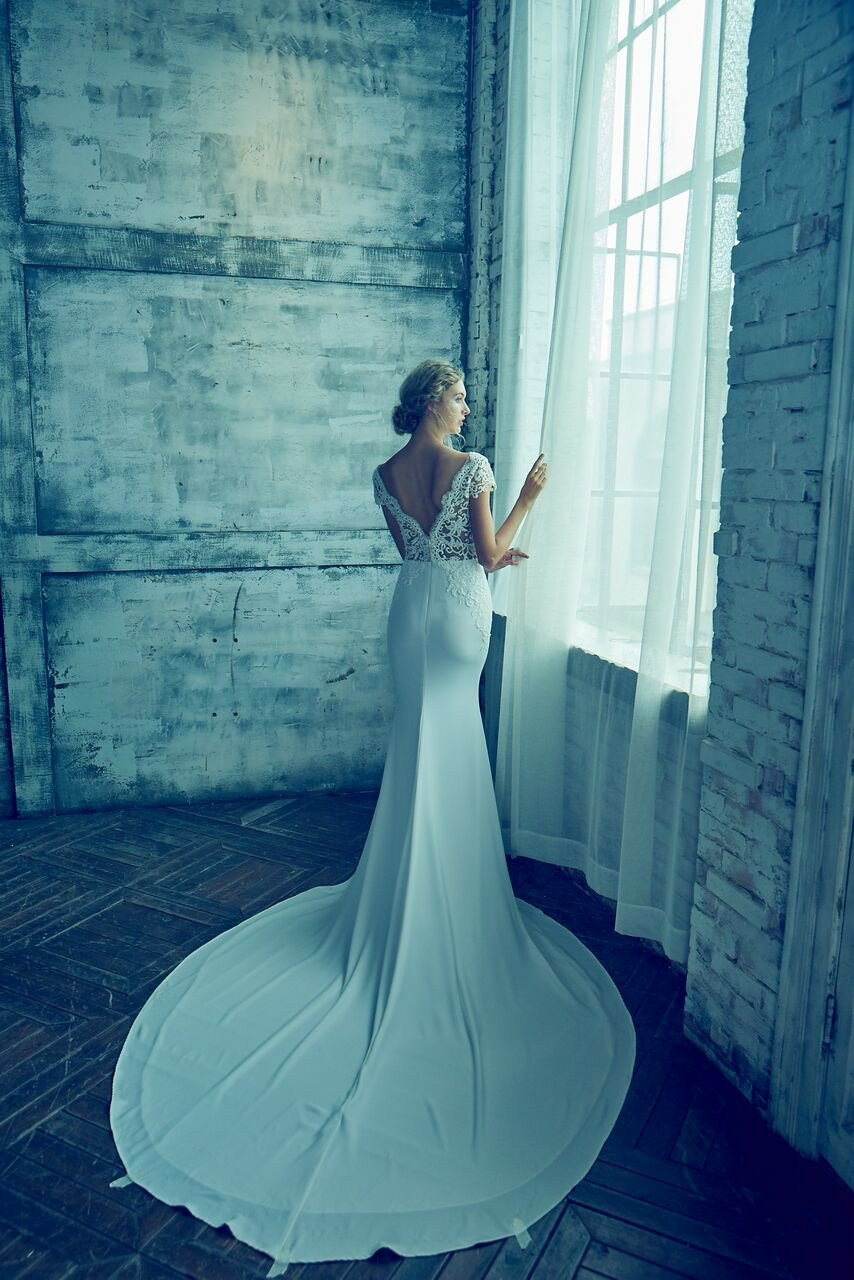 Calla Blanche La Kyla Helena Fortley Bridal Boutique